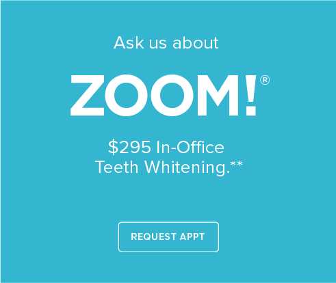 Ask us about Zoom! - Juban Crossing Modern Dentistry